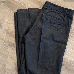 GAP the trouser denim